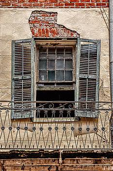 Christopher Holmes - Worn Window