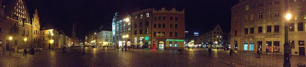 Stefan Kuhn - Wroclaw Panorama 2