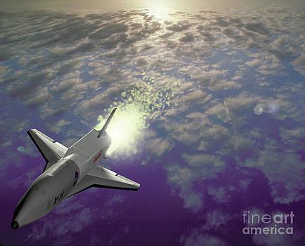 NASA - X34 Aircraft