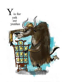 Y is for Yak by Sean Hagan