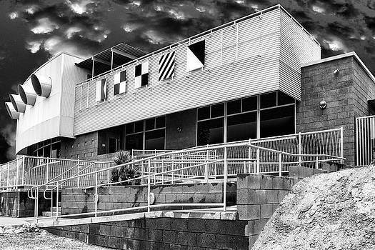William Dey - YACHT ROCK BW North Shore Yacht Club Salton Sea