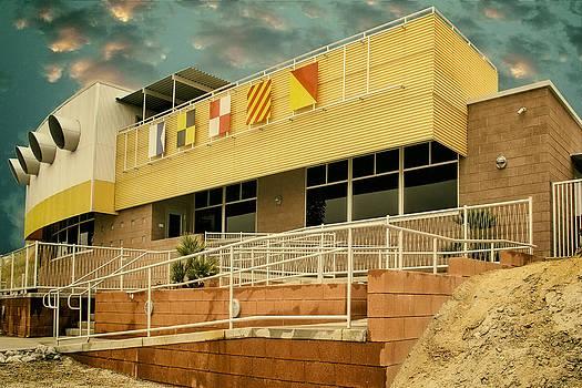 William Dey - YACHT ROCK VINTAGE EFFECT North Shore Yacht Club Salton Sea