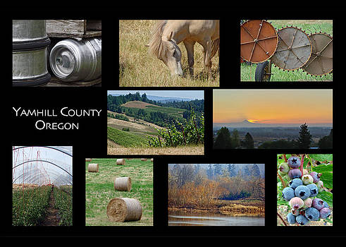 Yamhill County by Kris Bledsoe