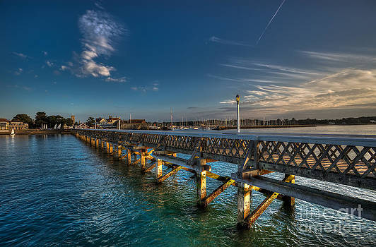 English Landscapes - Yarmouth Pier IOW