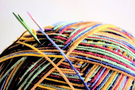 Yarn of Many Colors by Scott Carlton