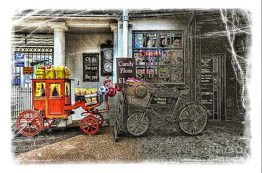 Steve Purnell - Ye Olde Sweet Shoppe Art 1