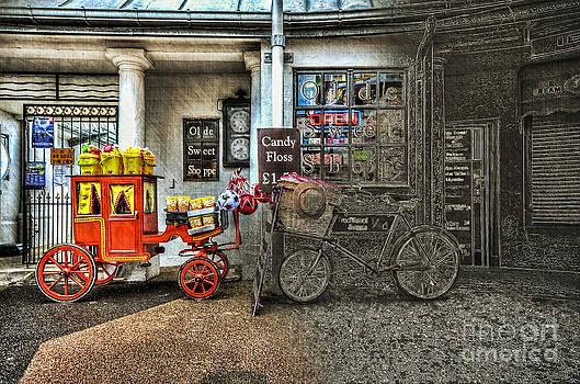 Steve Purnell - Ye Olde Sweet Shoppe Art 2