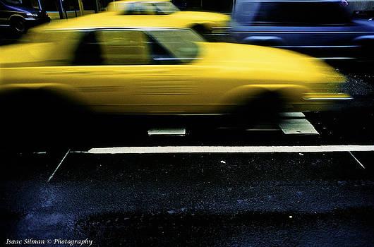 Isaac Silman - Yellow cab NYC