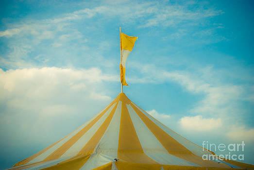 Sonja Quintero - Yellow Circus Tent