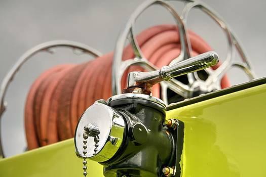 Yellow Fire Engine by Heather Allen