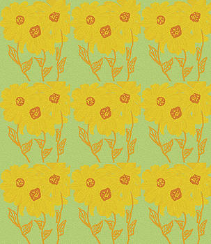Kate Farrant - Yellow Flowers
