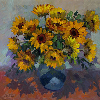 Diane McClary - Yellow Harmony