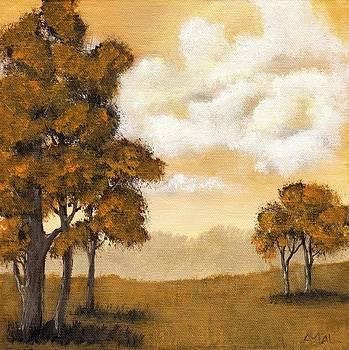 Anastasiya Malakhova - Yellow Mood