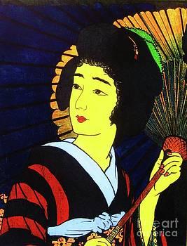 Roberto Prusso - Yellow Moon Geisha