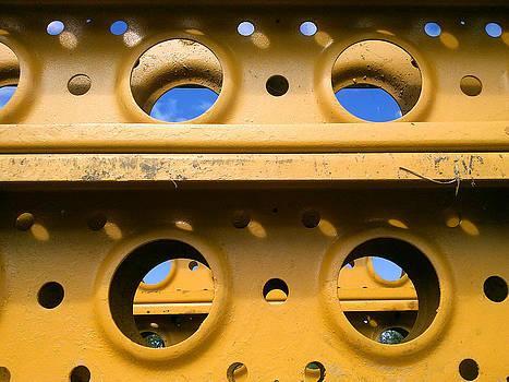 Steve Sperry - Yellow Steel Two