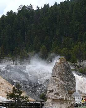 Yellowstone by Jeff Pickett
