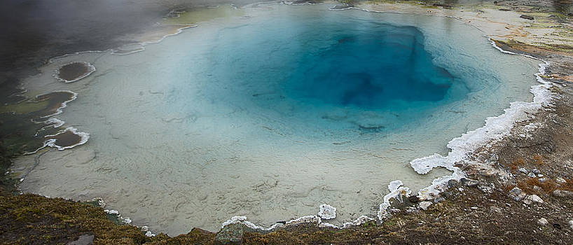 Yellowstone Pool by David Yack