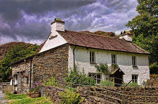 Yew Tree Farm Cumbria by Graham Hawcroft pixsellpix