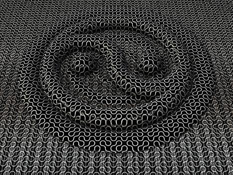 Yin-yang  by Paul Deforrest