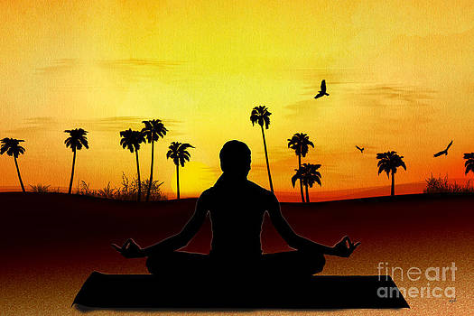 Bedros Awak - Yoga At Sunrise