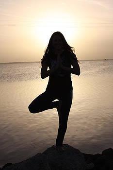 Yoga II  by Michael Smith
