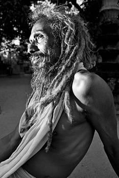 Yogi at Oachira by Sonny Marcyan