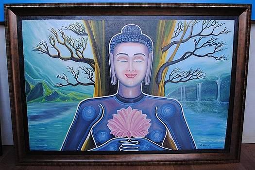 YOGI Budha  by Ramesh Chandra