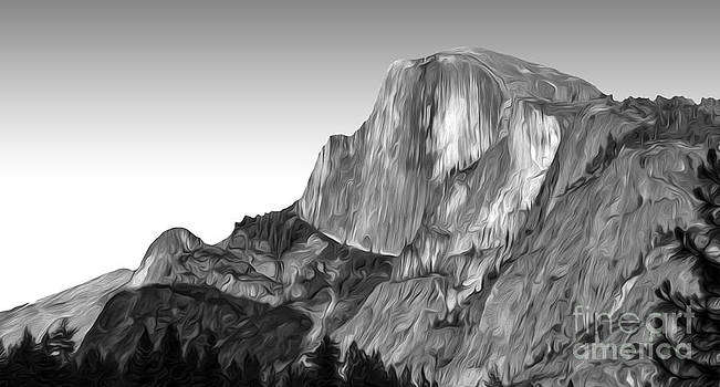 Gregory Dyer - Yosemite Half Dome