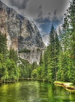 Yosemite National Park by Jennifer Lawrence