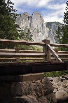 Yosemite Valley Sentinel by Tim Shetz
