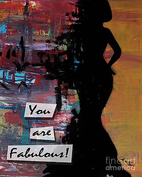 You are Fabulous by Noelle Rollins