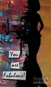 You are Fabulous - Tall by Noelle Rollins