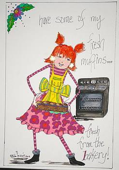 You bake by Mary Kay De Jesus