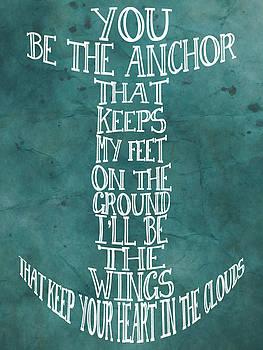 Jaime Friedman - You Be The Anchor