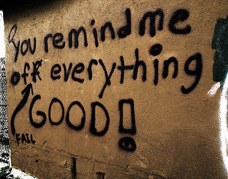 You Remind Me of Everything Good by Louis Maistros