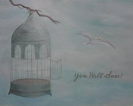 You Will Soar by Trish Bilich