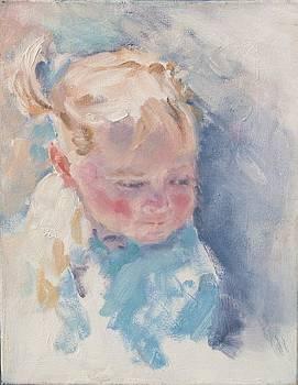 Young Girl by Pamela Rubinstein