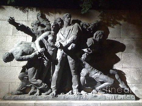 Zagrab Croatia statue by Sherri Durrell