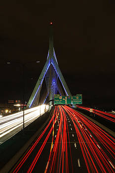 Zakim Lights by David Yunker
