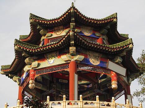 Alfred Ng - Zang Shan Temple Qingdao