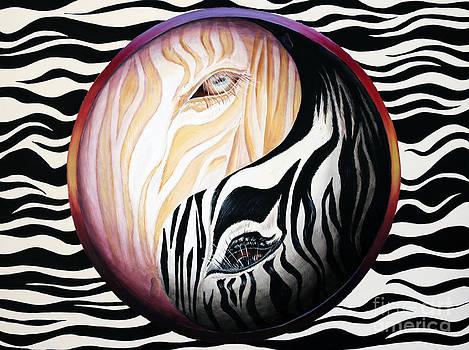 Zebras by Tatjana Popovska