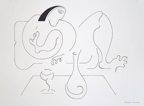 Zen by Hildegarde Handsaeme