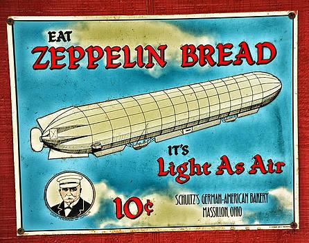 Karol  Livote - Zeppelin Bread