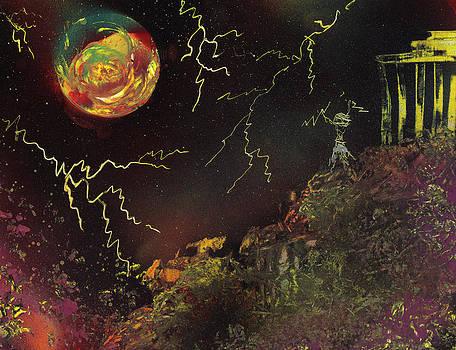Zeus by Mike Cicirelli