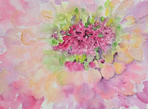 Zinnia by Betty Mulligan