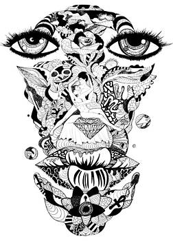 Zodiacs by Kenal Louis