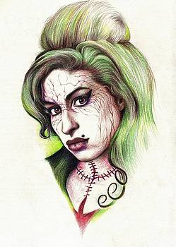 Zombie Amy by Tim Thorpe