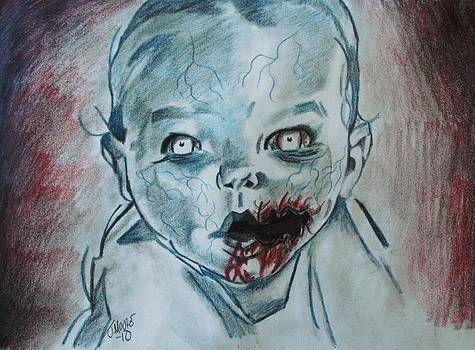 Jeremy Moore - Zombie Gerber Baby