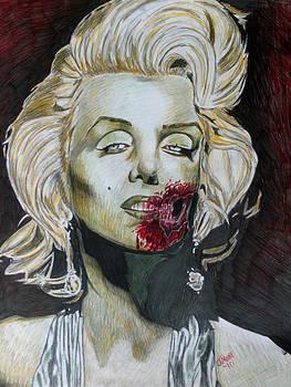 Jeremy Moore - Zombie Marilyn
