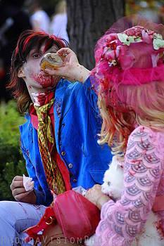 Zombie Sip by Rhonda DePalma